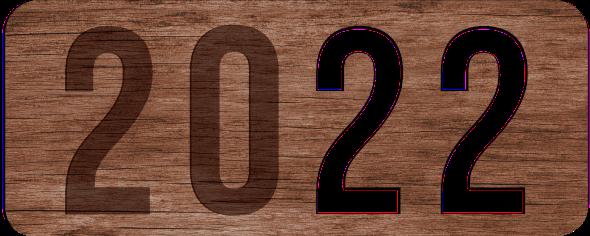 Rok drewniany RD2